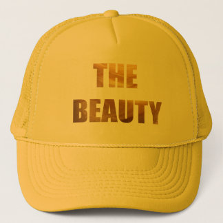 The Beauty Trucker Hat