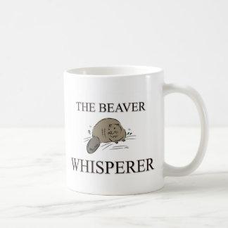 The Beaver Whisperer Coffee Mug