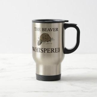 The Beaver Whisperer Mugs