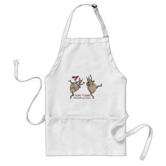 The bedbugs dance! standard apron