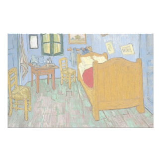 The Bedroom by Vincent Van Gogh Flyers