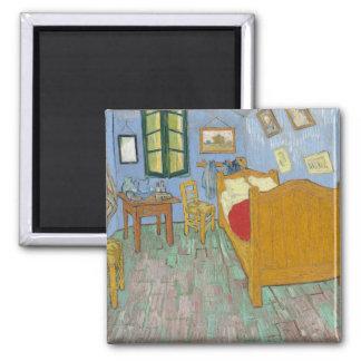 The Bedroom by Vincent Van Gogh Fridge Magnet