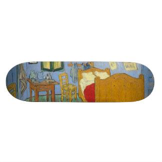 The Bedroom by Vincent Van Gogh 19.7 Cm Skateboard Deck