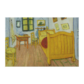 The Bedroom Canvas Canvas Prints