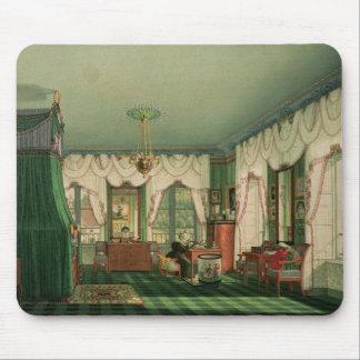 The Bedroom of Elizabeth of Bavaria Mouse Mat