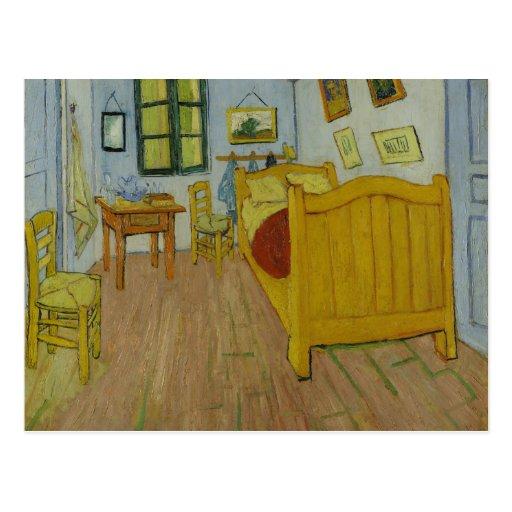The Bedroom Postcard