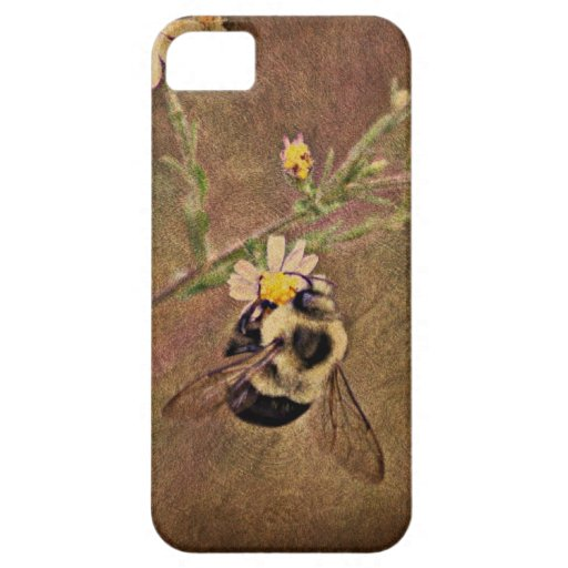 The Bee iPhone 5 Cases