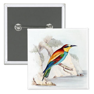 The Bee Eater Button