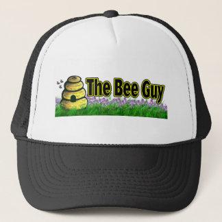 the bee guy trucker hat