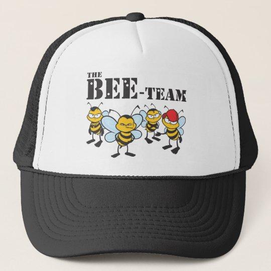 The Bee Team Cap