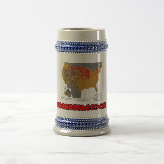 The Beer Belly of America Beer Stein Beer Steins