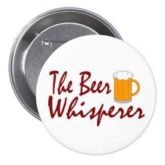 The Beer Whisperer Button