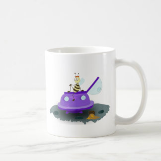the bees unload coffee mug