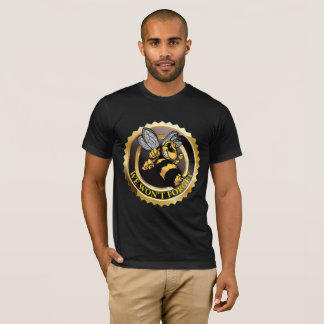 The Bees Won't Forget Seal T-Shirt