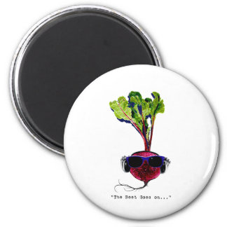 The beet goes on-light magnet