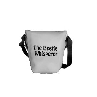the beetle whisperer commuter bags