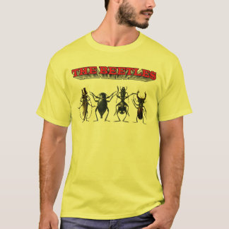 The Beetles: HELP T-Shirt