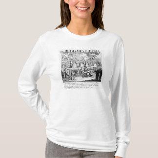 The Beggar's Opera Burlesqued, 1728 T-Shirt