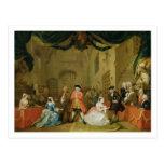 The Beggar's Opera, Scene III, Act XI, 1729 (oil o