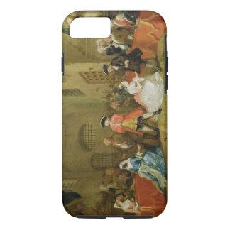 The Beggar's Opera, Scene III, Act XI, 1729 (oil o iPhone 8/7 Case