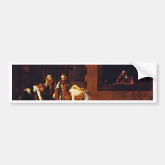 The Beheading Of John The Baptist For The Oratory Bumper Stickers