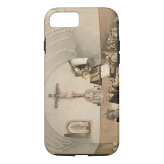 The Bell Ringers at the Oratory of the Capucines, iPhone 7 Case