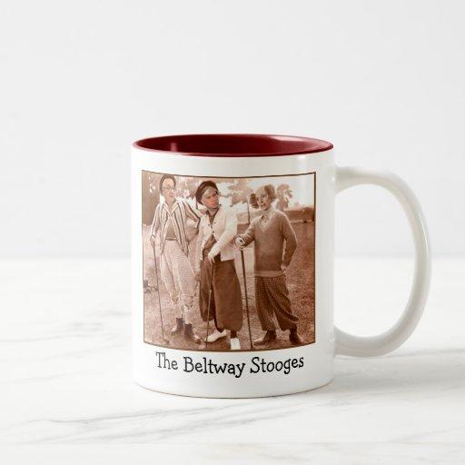 The Beltway Stooges Mugs