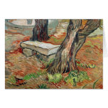 The Bench at Saint-Remy, 1889 Cards