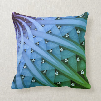 The bending of unknown American MoJo Pillow Throw Cushion