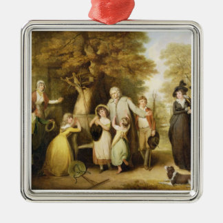 The Benevolent Heir or the Tenant Restored to his Christmas Ornament