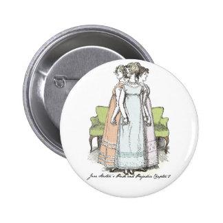 The Bennet Sisters - Jane Austen's P&P Ch 2 Buttons
