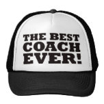 The Best Coach Ever Cap