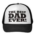 The Best Dad Ever Cap