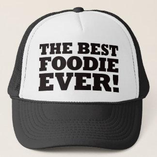 The Best Foodie Ever Trucker Hat