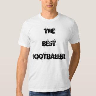 The Best Footballer T-shirt Men's