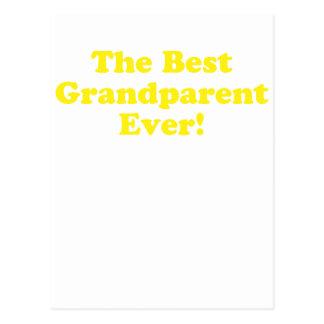 The Best Grandparent Ever Postcards
