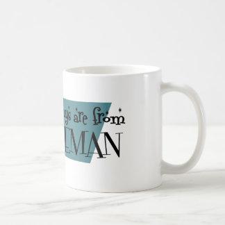 The best guys are from Bozeman Basic White Mug