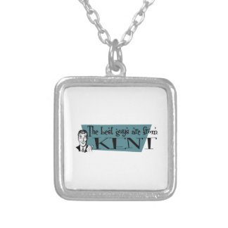 The best guys are from Kent Square Pendant Necklace