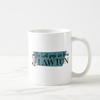The best guys are from Lawton Basic White Mug