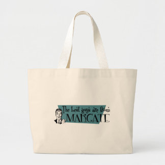 The best guys are from Margate Jumbo Tote Bag