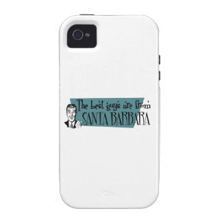 The best guys are from Santa Barbara Vibe iPhone 4 Cover