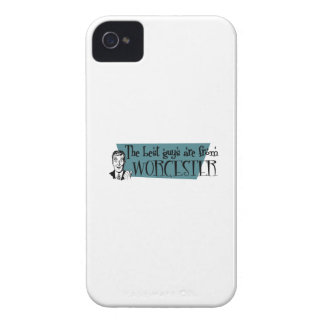 The best guys are from Worcester iPhone 4 Case-Mate Case