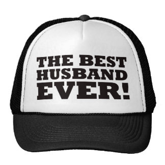 The Best Husband Ever Cap