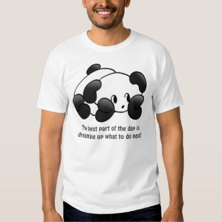 The Best Part of the Day is Dreaming! (dark app.) Tshirt