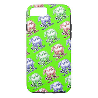 the best player elephant cartoon iPhone 8/7 case