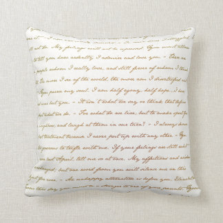 The Best Quotes from Jane Austen Cushion