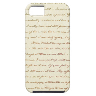 The Best Quotes from Jane Austen iPhone 5 Cases