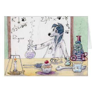 The Best Science Teacher - Thank you Card