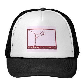 The best srat in life mesh hats