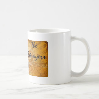 the betrayers classic mug